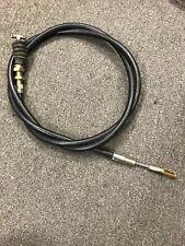 Unimog 404 hand brake cables