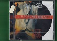 TALKING HEADS  - STOP MAKING SENSE SPECIAL NEW EDITION  CD NUOVO SIGILLATO