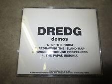 DREDG FIRST 4 SONG DEMO CD! Leitmotif El Cielo Proppelers, Pariah SUPER RARE!!!!