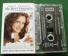 My Best Friend's Wedding Music from Film Ani DiFranco + Cassette Tape - TESTED