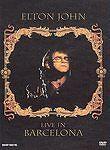 Elton John - Live in Barcelona (DVD, 2002)