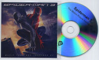 SPIDERMAN 3 Soundtrack Sampler UK promo test CD Snow Patrol Yeah Yeah Yeahs