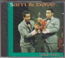 SAM & DAVE SOUL MAN CD