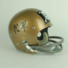 Navy Midshipmen Suspension Football Helmet History 14