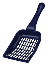 Trixie Litter Tray Scoop for Clumping Litter Cat Kitten Plastic Assorted