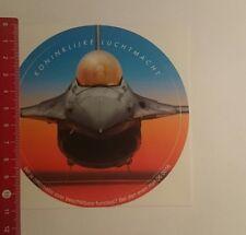 Autocollant/sticker: Koninklijke LUCHTMACHT (03011765)