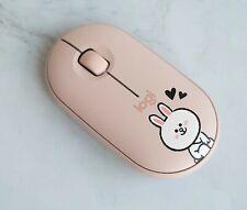Logitech Line Friends Pebble M350 Bluetooth Wireless Laptop Tablet Mini Mouse
