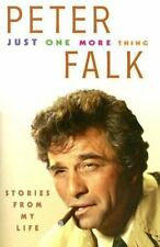 Just One More Thing by Falk, Peter