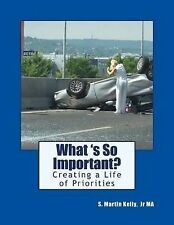 What is So Important?: Creating a Life of Priorities (LifeDesire: Creating the L