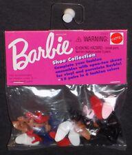 Mattel Barbie Shoe Collection 10612 New