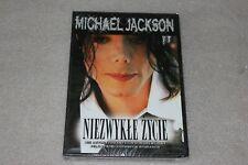 Michael Jackson - Niezwykłe Życie DVD  POLISH RELEASE