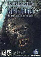 Peter Jackson's King Kong: The Official Game of the Movie (PC, 2005)