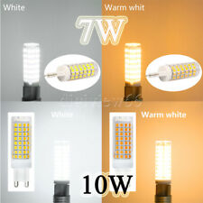 2X Dimmable G9 LED Bulb 7W 10W Capsule Light Replace Halogen Lamp For Home Decor