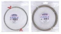 Beadalon® Edelstahl  Jewelry Cable Draht Bright (9m/30ft) * viele Durchmesser