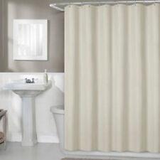 "Titan Waterproof Premium Fabric Shower Curtain/Liner 70""x72"" (3-Pack)"