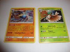 Lot de 2 Cartes promo Holographique Pokémon SL4 ( SM54 SM55 ) Fr Neuf