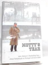 Motty's Year John Motson 2004 Book 57261