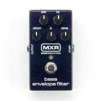 MXR Bass Envelope Filter Effect Pedal
