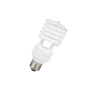 (10PK) Halco 45079 CFL23/50/T2 1380LM 23W =100W 5000K Spiral Fluorescent ScrewIn