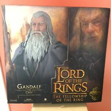 Sideshow Lord of the Rings GANDALF THE GREY Exclusive Figure LotR Hobbit Rare