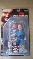 Autographed CHILD'S PLAY 2 Action Figure Signed By Brad Dourif (McFarlane Toys)