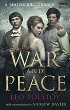 War and Peace by Leo Tolstoy New Paperback Book