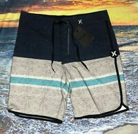 New Hurley Phantom Stretch Mens Boardshorts Size 30