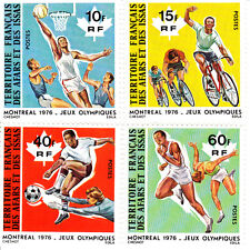 Afars & Issas 1976 Summer Olympic, Montreal 1976, MNH, perf.