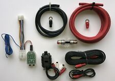 Factory Radio Add A Sub Amp Plug & Play Harness compatible with Toyota Scion Lex