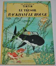 Le trésor de Rackham Le Rouge Casterman, S. A., Tournai. D. 1966/0053/152.
