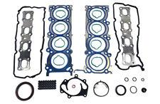Engine Full Gasket Set-DOHC, Eng Code: VK56DE, 32 Valves ITM 09-01952