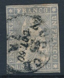 [52756] Switzerland Rare Used Fine classical stamp