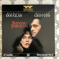 Shining Though - LaserDisc