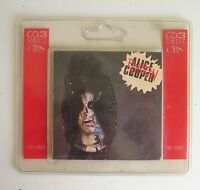 Alice Cooper Trash Poison Promo CD single