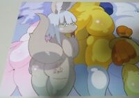 Doujinshi Kemono Furry Renamon Shizue Nanachi etc. (B5 16pages) Accouplement