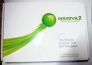 OptiShot 2 Golf Simulator w/Original Box
