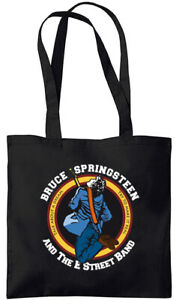 Bruce Springsteen - Talk About A Dream - Tote Bag (Jarod Art Design)