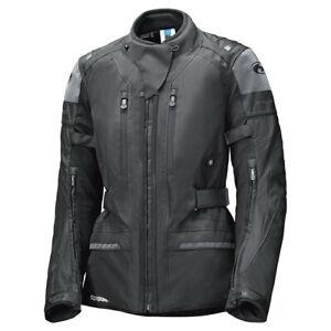 Held Damen Touren Textil Motorradjacke Tivola ST in schwarz Größe D-M NEU