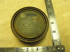 US WW2 GI 4oz tin Boot Dubbing, unussued fair cond