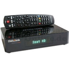 ► medi@link Ixuss One HDTV Linux PVR Receiver Media Player enigma Medialink