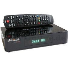 ► Medi@link IXUSS ONE HDTV Linux PVR Receiver Mediaplayer Enigma Medialink