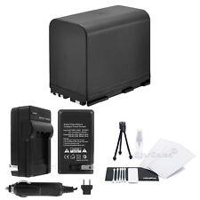 BP-970G Battery + Charger + BONUS for Canon ES-8600 Ultura Vistura XF100 XF105