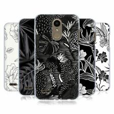 OFFICIAL HAROULITA BLACK AND WHITE 5 HARD BACK CASE FOR LG PHONES 1