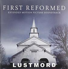 Lustmord - First Reformed - Soundtrack (Clear) (NEW 2 VINYL LP)