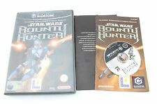 Nintendo Gamecube Star Wars Bounty Hunter PAL complet V2