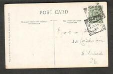 1905 post card The Hay Cart/ Colchester to Lordship Lane E Dulwich London