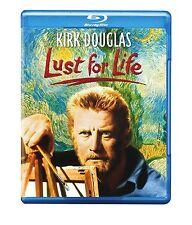 LUST FOR LIFE (1956 Kirk Douglas)  -  Blu Ray - Sealed Region free