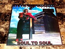 Stevie Ray Vaughan And Double Trouble Reissue Record Soul To Soul Chris Layton