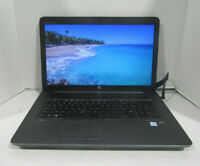 "HP ZBook 17 G3 17.3"" Mobile Workstation 2.6GHz i7-6700HQ 8GB RAM 128GB SSD NO OS"