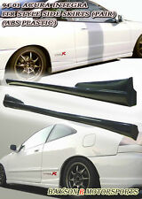 Optional TR-Style Side Skirts (PP) Fits 94-01 Integra 2dr